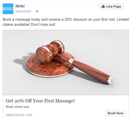 Facebook ad 3